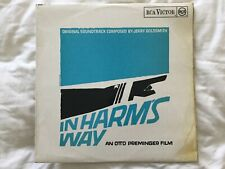 IN HARMS WAY OST 1965 MONO JERRY GOLDSMITH