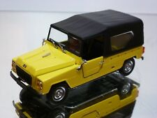 NOREV RENAULT RODEO - YELLOW 1:43 - EXCELLENT - 20