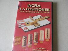INCRA DVD  Instructional video for the LS Positioner