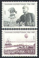 Denmark 1994 Europa/Weather Balloon/Ship/Exploration/Transport 2v set (n40992)