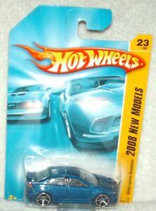 Hot Wheels 2008 New Models #23 2008 Lancer Evolution ,ex.card,I Combine Shipping