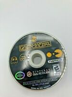 Nintendo GameCube Disc Only Tested Pac-Man vs Ships Fast