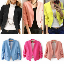 Unbranded Cotton Blend Business Coats & Jackets for Women