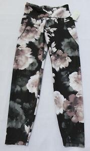 Old Navy Active Women's Floral Elevate Leggings AL8 Multicolor Medium NWT