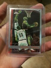 Michael Jordan 97-98 Topps Chrome #123