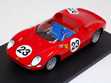 1/18 Ferrari 250 P 1963 Le Mans car #23 Limited to 120 pieces  f9