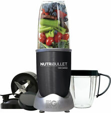 NutriBullet 9 Pieces Set Blender - N10-0907DG