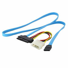 SAS Serial Attached SCSI SFF-8482 To SATA Cable HDD Hard Disk Drive Adapter-Cord