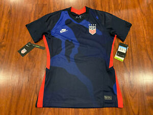 2020-21 Nike Women's United States Away Soccer Jersey Medium M USA US USWNT