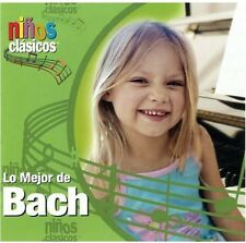Various Artists, Ninos Clasicos - Mejor de Bach [New CD]