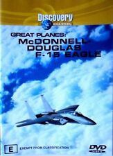 Great Planes - McDonnell-Douglas F-15 Eagle (DVD, 2003)