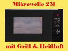 Mikrowelle mit Grill & Heißluft, 25 Liter, 900W 142 TOP