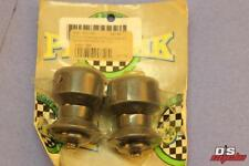 PRO-TEK SWINGARM SPOOL SLIDERS 98-03 ZX9 94-97 R1 BLACK PART# SAS11BK
