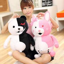 Game Danganronpa Monokuma Bear Monomi Rabiit Plush Stuffed Doll Kids Toy Gift
