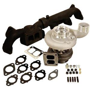 BD Diesel 1045292 Iron Horse Turbocharger Kit Fits 2500 3500 Ram 2500 Ram 3500