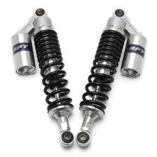 "1pair 13.5"" 340mm Rear Shock Absorber Gas Suspension Motor Quad Universal Sliver"