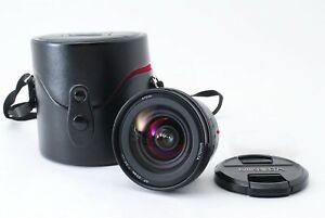 Minolta AF 20mm F/2.8 Lens New Model for Sony Excellent Japan Tested #7527