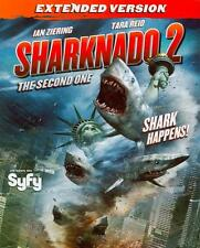 Sharknado 2: The Second One: Extended Version (Blu-ray)