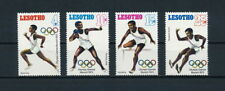 Lesotho 124-7 MNH, Olympic Games, 1972