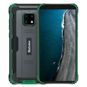 Blackview BV4900 Pro 4G Smartphone Octa-Core Android 10 5580mAh 13MP Face ID GPS