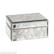 Glass Decorative Jewellery Boxes