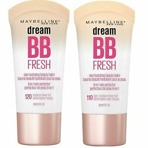 Maybelline Dream BB FRESH Cream 8-In-1 Skin Perfector - Choose Your Shade