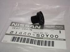 New Genuine Nissan Navara D22 Series OEM Radiator Assy Drain Plug