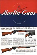Marlin 1950 Gun and Rifle Catalog