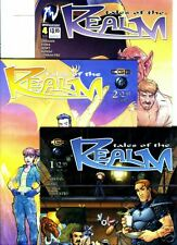 TALES OF THE REALM #1-#4 INCOMPLETE RUN