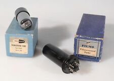 BELL   HOWELL FILMOSOUND TUBES IN ORIGINAL BOXES - SET OF TWO