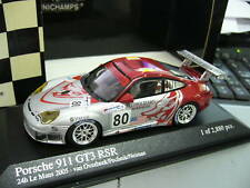Porsche 911 996 gt3 le mans 05 Flying Lizard pma Minichamps 1:43