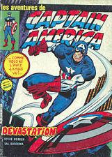 Artima / Arédit  Captain America    N° 22  série 1