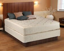 Comfort Classic Gentle Firm King Mattress & Box Spring by Dream Solutions Usa
