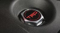 TRD OIL CAP Genuine Toyota 2015 BOLD New Camry FACTORY ACCESSORY PTR35-00110