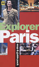 (Good)-Paris (AA Explorer S.) (Paperback)-Morris, E.J.H.,Dunlop, Fiona-074951888