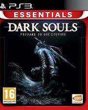 Dark Souls Prepare to Die Edition (PS3) BRAND NEW SEALED Essentials range