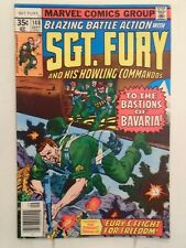 Marvel SGT. FURY AND HIS HOWLING COMMANDOS #148 (1978) Dick Ayers, John Severin