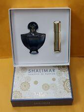 SHALIMAR Perfume by GUERLAIN 2 pcs GIFT SET for Women 1.6 oz EDP Spray + MASCARA