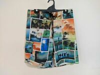 Men's Board Shorts Size 32 Surf Design Swim