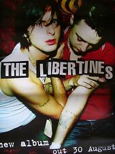 THE LIBERTINES POSTER A3 SIZE 297X420MM - BUY2GET1FREE - FREE UK POST (6)