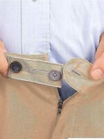 Clothing, Shoes & Accessories Set 3 Pezzi Bottone Prolunga Estensione Girovita Aumenta Taglia Pantaloni Dfh Pants