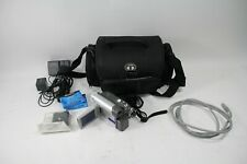 Panasonic Pv-Gs31 MiniDv Camcorder 26x Optical Zoom with Accessories