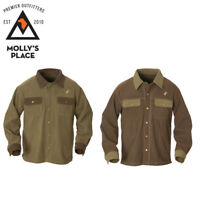 Avery A1030004, Heritage Jacket Shirt; Marsh Brown or Spanish Moss