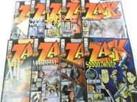 9 Stück ZACK Comic Sammlung Nr. 16 17 18 19 20 21 22 23 24 Neue Serie NEUWARE