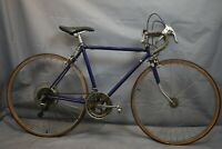 1980 Takara Vintage Touring Road Bike Small 50cm Fixie Lugged Steel USA Charity!