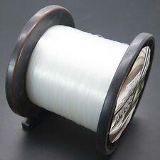 Monofilament 500M 35LB/0.45mm Nylon Line Mono Clear Strong Smooth Fishing Line