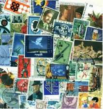 Belgium Stamp Collection - 1,000 Different Stamps