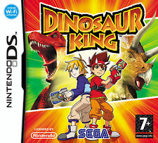 Dinosaur King (Nintendo DS, 2008) CHEAP PRICE AND FREE POSTAGE