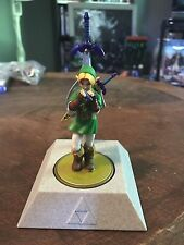 Nintendo Legend of Zelda Link Ocarina of Time - Amiibo Figure Breath Wild Switch