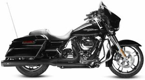 Arlen Ness by Magna Flow Ness-Comp Black 2-into-1 Exhaust For 09 - 2015 Harley T